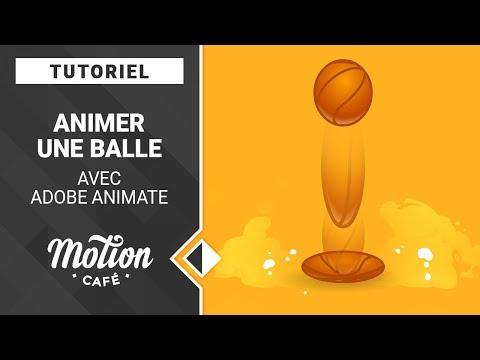 [TUTO] Animer une Balle avec Adobe Animate (Deeamo.fr)