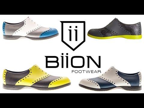 Biion Footwear | Golf Shoes