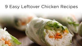 Kreasi 9 Menu Berbahan Dasar Ayam