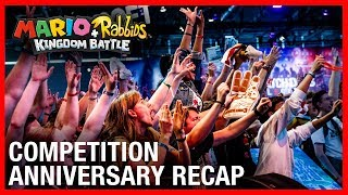 Mario + Rabbids Kingdom Battle Community Competition - One Year Anniversary | Ubisoft [NA] by Ubisoft