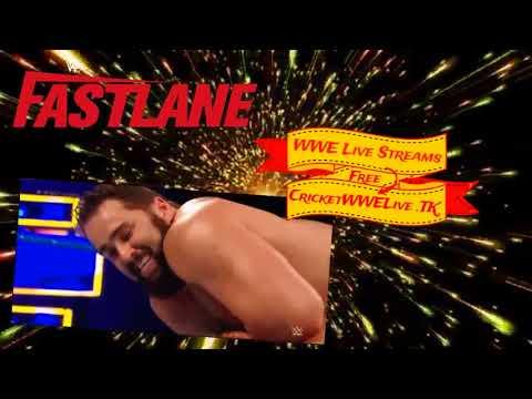 Rusev vs Shinsuke Nakamura Full Match   WWE Fastlane 11 March 2018 Highlights HD