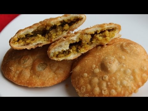 URUD DAAL KACHORI NORTH INDIAN FOOD RECIPE INDIAN COOKING how to cook daal kachori