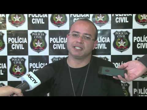 Operação desarticula organização criminosa que roubava bancos em Chapecó
