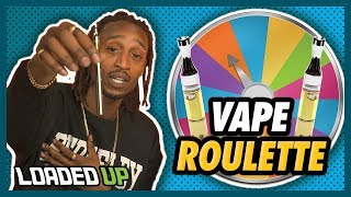 Kushy Punch Vape Roulette Challenge by Loaded Up