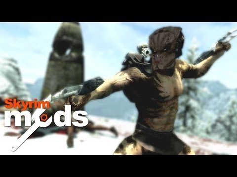 Predator in Skyrim! – Top 5 Skyrim Mods of the Week