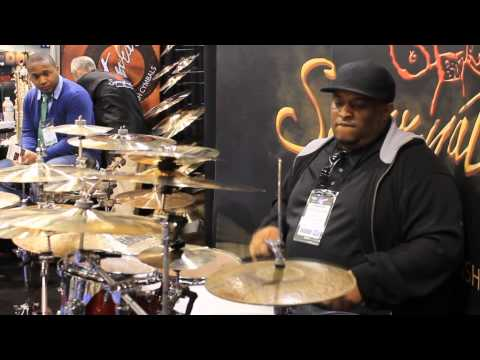 Namm 2013 Supernatural Cymbals Video 5