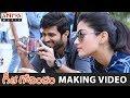 Geetha Govindam Movie Making Video || Vijay Devarakonda, Rashmika Mandanna