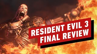 Resident Evil 3 Final Review by IGN