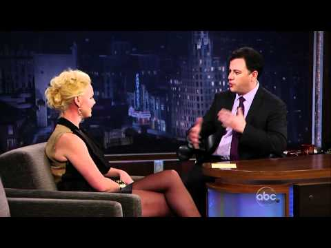 Katherine Heigl Black Pantyhose Part 1