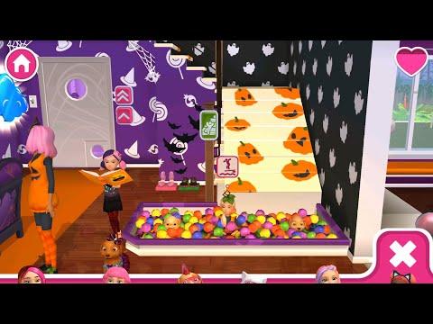 Barbie Dreamhouse Adventures - Decoration, Dance - Nikki, Skipper Dress Up for Halloween