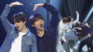 Video 《POWERFUL》 BTS(방탄소년단) - FAKE LOVE @인기가요 Inkigayo 20180610 MP3, 3GP, MP4, WEBM, AVI, FLV Juli 2018