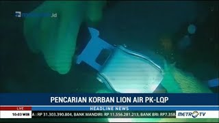 Video 120 Penyelam Diterjunkan Cari CVR Kotak Hitam Lion Air PK-LQP MP3, 3GP, MP4, WEBM, AVI, FLV November 2018
