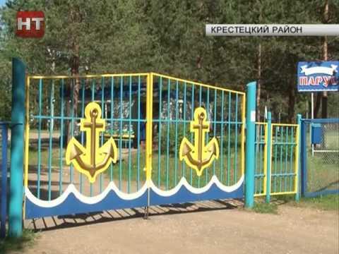 Елена Филинкова проверила работу лагеря