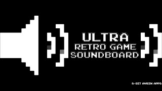 Ultra Retro Game Soundboard YouTube video