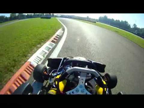 Session karting pour les membres de Mon Automobile Club