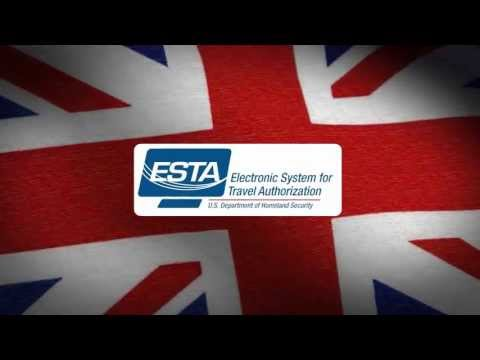 How to Apply for ESTA – Electronic System for Travel Authorization.