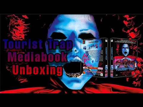 Unboxing: TOURIST TRAP - Limited Mediabook Edition