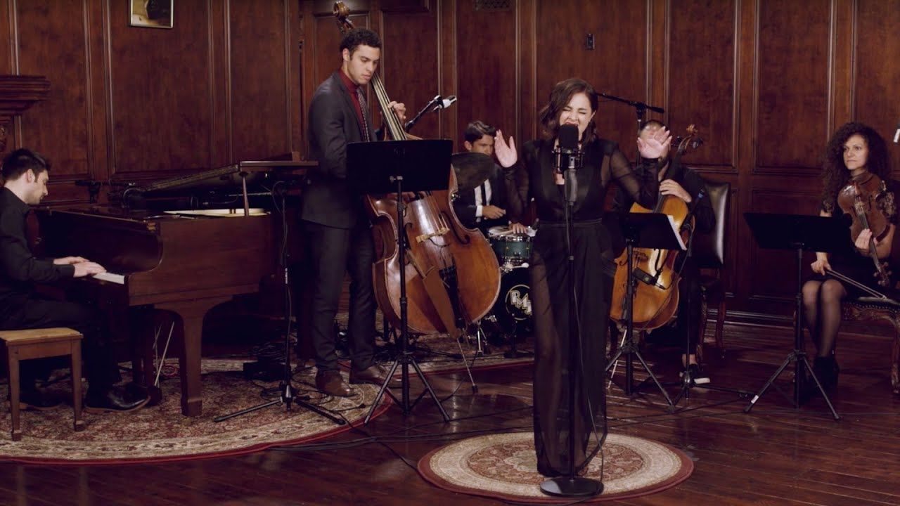 Smells Like Teen Spirit – Nirvana ('60s Orchestral Cover) ft. Alisan Porter