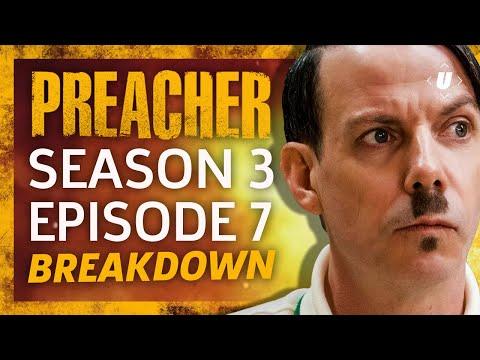 "Preacher Season 3 Episode 7 ""Hilter"" Breakdown!"