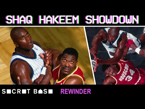 Video: Shaq and Olajuwon's Game 1 battle in the 1995 NBA Finals deserves a deep rewind