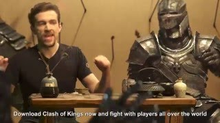 Clash of Kings: The real fight!(English)