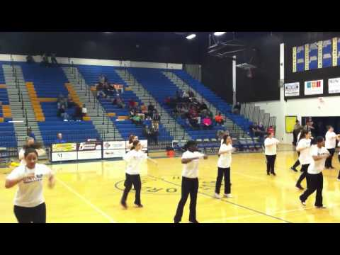 Stafford High Indianettes