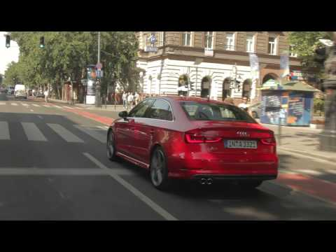 Audi A3 Limousine – review by Autovisie TV
