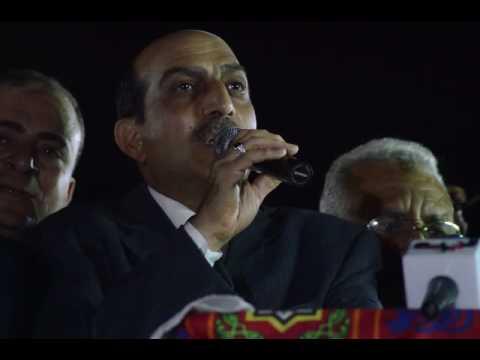 هشام الدش نقيب الفيوم يجدد الثقة فى النقيب ومجلسه