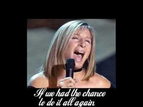 , title : 'Barbara Streisand - The Way We Were (Lyrics)'