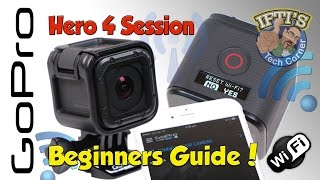 Video GoPro Hero 4 Session - The Ultimate Complete Beginners Guide MP3, 3GP, MP4, WEBM, AVI, FLV November 2018