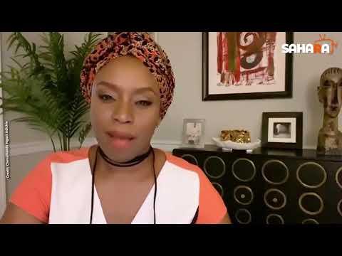 Writing Half Of A Yellow Sun Affected My Mental Health -  Chimamanda Adichie