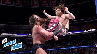 Nonton Top 10 SmackDown LIVE moments: WWE Top 10, May 29 2018 Film Subtitle Indonesia Streaming Movie Download