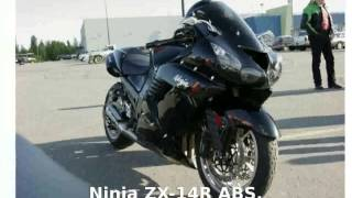 10. 2008 Kawasaki Ninja ZX-14 -  Top Speed Specification superbike Features motorbike Dealers