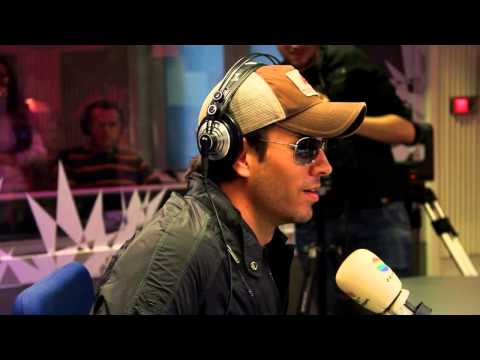 Daniela Blume hace #Twerking para Enrique Iglesias (видео)