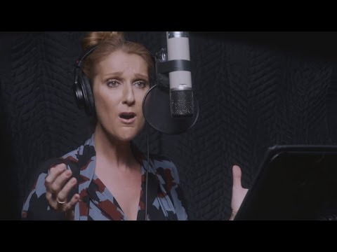 Celine Dion Music Video