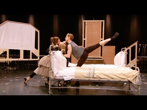 Watch: <em>Les Enfants Terribles</em> rehearsals and insights
