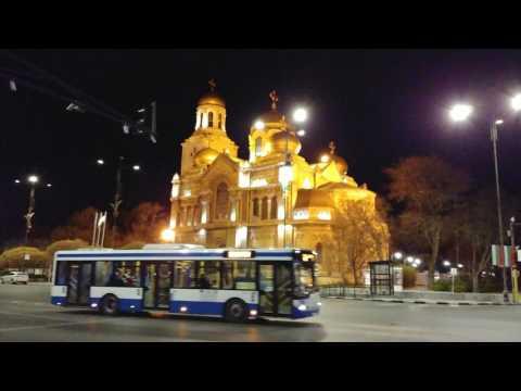 LG G6 4K Night Sample Video