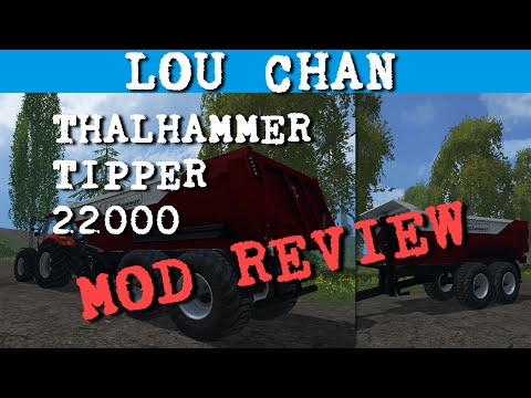THALHAMMER DUMPER TD22