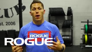 Matt Chan and the Rogue Pull-Up Bar options