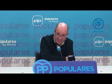 """Conesa: """"El PP siempre está dispuesto a escuchar las propuestas de todos"""""""