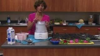 Ice Cream Maker Recipes YouTube video
