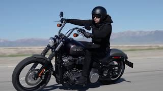 8. 2018 Harley davidson SOFTAIL STREET BOB