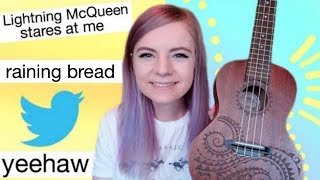 Video I wrote a song using only your wonderful tweets 2! MP3, 3GP, MP4, WEBM, AVI, FLV Oktober 2018