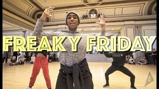 FREAKY FRIDAY/ LIL DICKY FT CHRIS BROWN/ DANCE CLASS VIDEO/CHOREOGRAPHY BY AJ JUAREZ