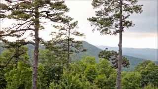 Hendersonville (NC) United States  City pictures : Blue Moon on Pinnacle Peak - Hendersonville, North Carolina