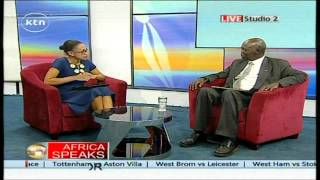 Afrika Speaks 11th April 2015 - South Sudan now