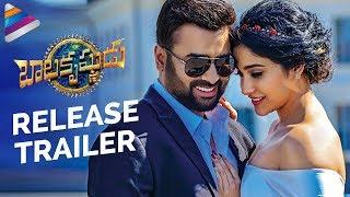 Balakrishnudu Release Trailer