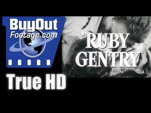 Ruby Gentry - 1952 HD Film Trailer