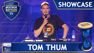 Tom Thum from Australia - Showcase - Beatbox Battle TV