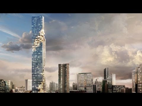 What will tomorrow's skyscrapers look like?
